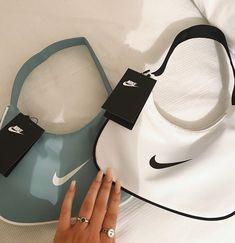 Fashion Handbags, Purses And Handbags, Fashion Bags, Luxury Purses, Luxury Bags, Nike Shoulder Bag, Shoulder Bags, Zapatillas Nike Jordan, Aesthetic Bags