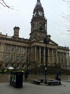 Bolton Town hall.
