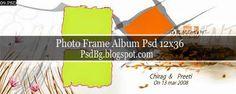 Indian Wedding Album Design 12x36 Download