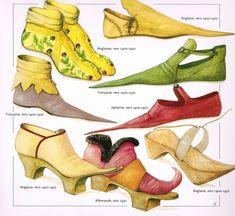 "1400-1430-""Chaussures""-John Peacock"