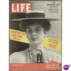 US MAGAZINE LIFE JAN 16 1950 Tilleys of Sheffield