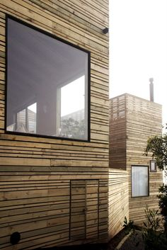 Stunning wood-cladded house in Chile