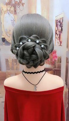 25 ideas for hairstyle braid 25 ideas for hairstyle braid Flower hairstyle Braided Bun Hairstyles, Girl Hairstyles, Wedding Hairstyles, Hairstyle Braid, Peinado Updo, Girl Hair Dos, Victorian Hairstyles, Bridesmaid Hair, Hair Inspiration