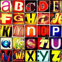 a new alphabet
