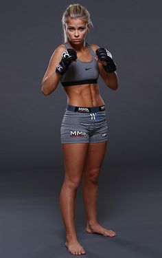 Paige VanZant - Female Form - Art Reference -