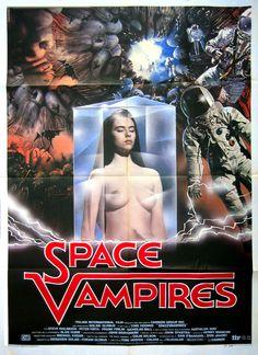 Space Vampires # Lifeforce # Tobe Hooper