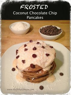 This looks delicious....substitute the oat flour for coconut flour and they will be paleo