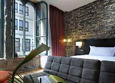 MONTREAL hotel with complimentary bikes for guests Montreal Ville, Europe, Lodges, Bike, Quebec, Hotels, Old Montreal, North America, Bicycle Kick