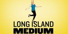 Theresa Caputo. Long island medium!!!!