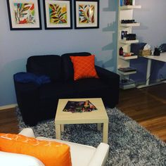 Our coaching/counselling space. #safespace #roomtogrow #coaching