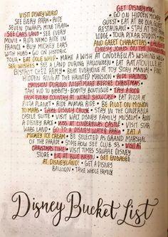 Disney Bucket List Bullet Journal  #bucket #bullet #Disney #journal #list  #bucket #bullet #Disney #journal #list Bullet Journal Travel, Bullet Journal Inspo, Bullet Journal Ideas Pages, Journal Pages, Blank Journal, Bullet Journals, Disney Resorts, Disney Trips, Walt Disney