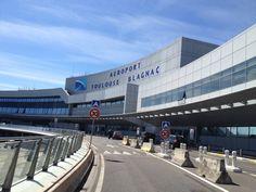 Aéroport Toulouse-Blagnac (TLS) w Blagnac, Midi-Pyrénées