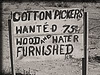 The History Place - Dorothea Lange Photo Gallery: Migrant Farm Families