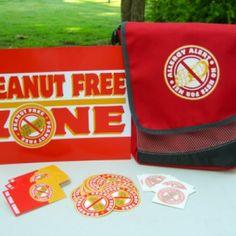 Peanut Allergy Awareness Starter Kit