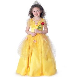 McCall's princess sewing pattern for girls and women. Floor-Length Dress with Full Skirt Patron Butterick, Blouse Col V, Vogue, Princess Ball Gowns, Full Skirts, Mccalls Sewing Patterns, Girl Costumes, Princess Costumes, Ball Gown Dresses