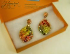Le gioie di Happyland: Aurora in Indian Red