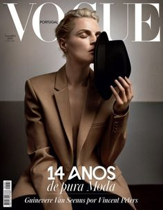 Vogue Portugal November 2016