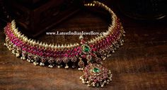 Latest Indian Jewellery Designs