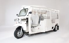 Electric Tuk Tuk Sverige   FundedByMe Equity - Fund your startup through social networks Electric Mopeds, Electric Cars, Moto Car, Sidecar, Social Networks, Recreational Vehicles, Delivery, Trucks, Vintage