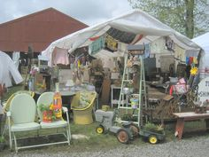 52 FLEA: Brimfield - Something For Everyone!