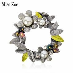 Like and Share if you want this  Miss Zoe Simulated Pearl Rhinestone Vintage Wreath Brooch Pin Collar Corsage Pins Shirt Badge Vintage Jewelry Gift for women     Tag a friend who would love this!     FREE Shipping Worldwide     Buy one here---> http://jewelry-steals.com/products/miss-zoe-simulated-pearl-rhinestone-vintage-wreath-brooch-pin-collar-corsage-pins-shirt-badge-vintage-jewelry-gift-for-women/    #jewelry
