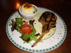 14oz VEAL CHOP: Grilled or Sauteed.