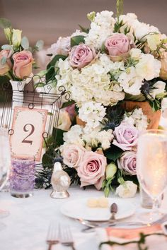 roses, hydrangeas, and more... pure beauty