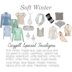 """""""Caygill Special Focalizers: Soft Winter"""" by expressingyourtruth on Polyvore"""