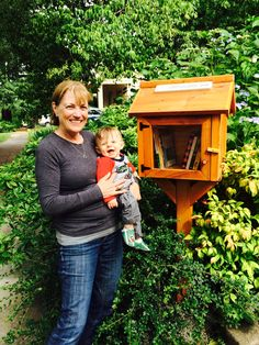 Donna Bush. Portland, OR.   My Little Free Library was given to me as a retirement gift from my present and past school friends.  have a passion for literacy, and feel every child and adult deserve to have a book to call his or her own. This little free library gives me a place to make all kinds of books available for any child or adult who would like one. I am so excited to be able to share my love of books and reading!