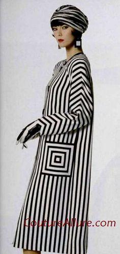 Louis Feraud, 1986. .. www.fashion.net