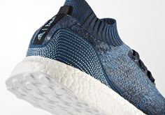 2d9b3a800 Parley adidas Ultra Boost Uncaged Blue BY3057