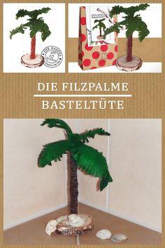 papier palmen basteln bastelideen pinterest party diy und birthday. Black Bedroom Furniture Sets. Home Design Ideas