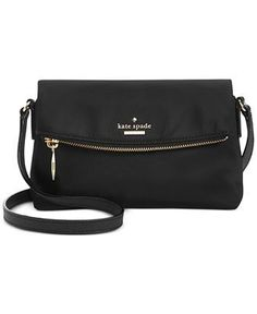 kate spade new york Classic Nylon Mini Carson Bag - kate spade new york - Handbags & Accessories - Macy's