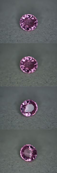 Spinel 110873: Unheated Natural Pink Spinel 0.96 Cts Vvs Oval Cut Loose Gemstone -> BUY IT NOW ONLY: $30 on eBay!