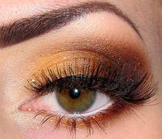 Get this look 4 pc set (Box of Chocolates, Gingerbread, Nog, Spun Sugar) Eyeshadow Mineral makeup Eye shadow Eyeliner (5g)