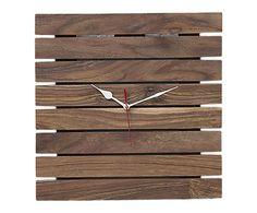 Wall Clock Wooden, Clock Wall, Diy Clock, Wood Clocks, Wood Wall Design, Handmade Clocks, Duplex House Design, Wood Art, Woods