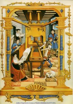 Увеличить (реальные размеры: 550 x 782) Painting, Art, Printing Press, Culture, Heidelberg, Art Background, Painting Art, Kunst, Paintings