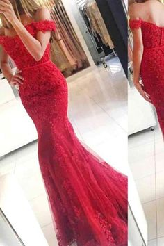 Red Prom Dress#RedPromDress Mermaid Prom Dresses#MermaidPromDresses Strapless Prom Dresses#StraplessPromDresses Long Prom Dress#LongPromDress