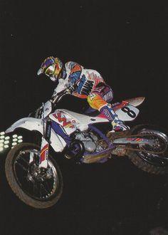 Damon Bradshaw 1994 Yamaha YZ250