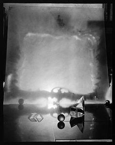 Josef Sudek  (Czech, 1896-1976)  Glass Labyrinths, 1969