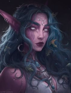 YouTube|ArtStation|Instagram Video Process:www.youtube.com/watch?v=bMJ0Ez… I don't actually play World of Warcraft myself (who has the time?) but after se...