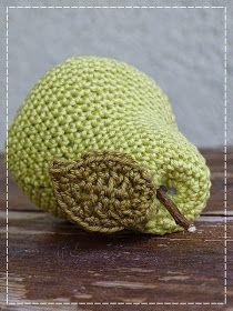 Kouzlo mého domova: Háčkované hruštičky Crochet Hats, Beanie, Knitting Hats, Beanies, Beret