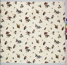 Piece Date: late 18th century Culture: French Medium: Cotton Dimensions: L. 24 3/4 x W. 23 inches 62.9 x 58.4 cm Classification: Textiles-Printed Credit Line: Gift of William Sloane Coffin, 1926 Accession Number: 26.265.146