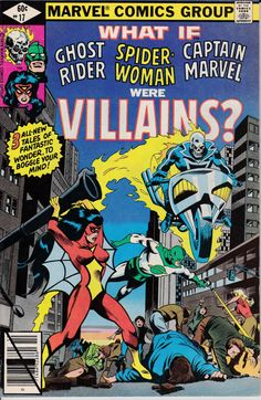 What If 1977 1st Series 17  October 1979 Issue  by ViewObscura, $2.00
