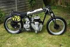 1947 BSA Sprinter 750cc