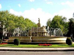 Fuente de Híspalis, Sevilla #Sevilla #Seville #sevillaytu @sevillaytu