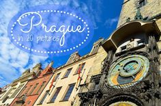 Prague in 20 pictures