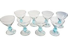 Midcentury Cocktail Glasses