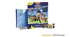 Nickelodeon PAW Patrol My Busy Book: Amazon.co.uk: Phidal Publishing Inc.: 8581993720967: Books