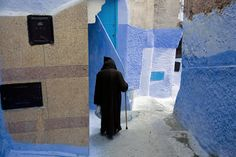 © Bruno Barbey/Magnum Photos MOROCCO. Chechaouen. In the Rif mountains. 2007.